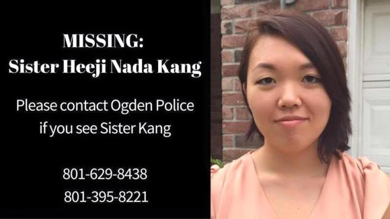 Missing Sister Missionary Found