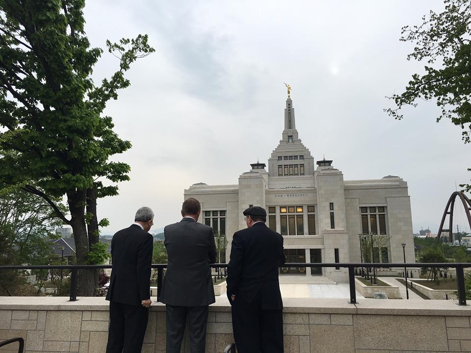 From Tsunami to Temple. Apostle Shares Redemptive Message in Sendai, Japan.