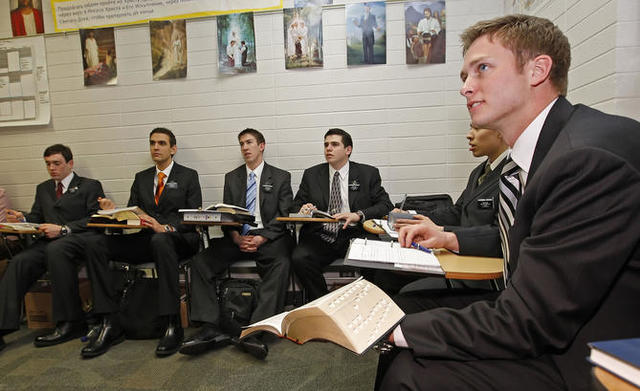 LDS Missionaries in Russia Now to Be Called 'Volunteers'