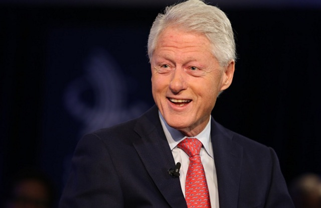 What Bill Clinton said After Taking the Missionary Discussions