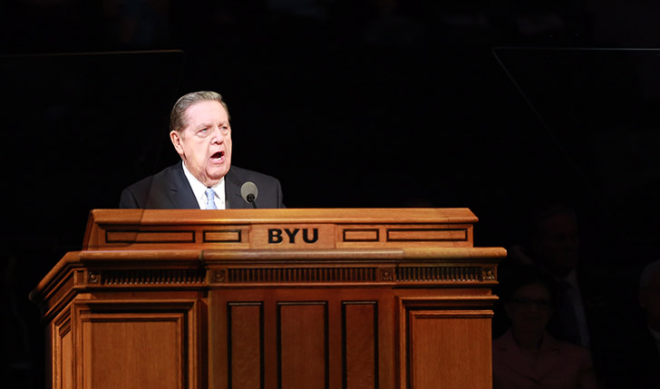 Elder Holland: One Thing YOU Can Do to Preserve Religious Freedom