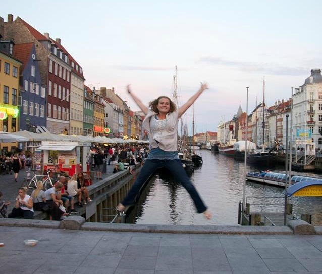 Claire on her study abroad in Copenhagen
