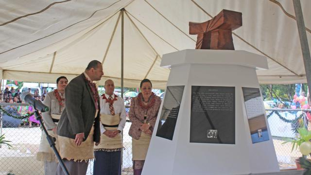 King of Tonga Unveils Monument Honoring Mormon Missionaries