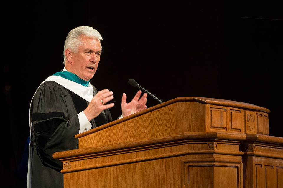 "President Uchtdorf Shares Short, Powerful Message: Heavenly Father ""Will Send His Angels Before You"""