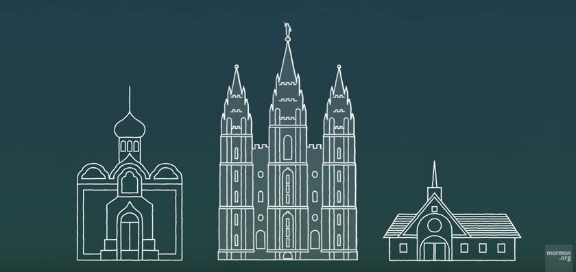 Church Video Explains What Happens Inside Temples in 90 Seconds