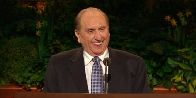 President Monson: Find Courage to Believe and Seek Daily Heavenly Guidance