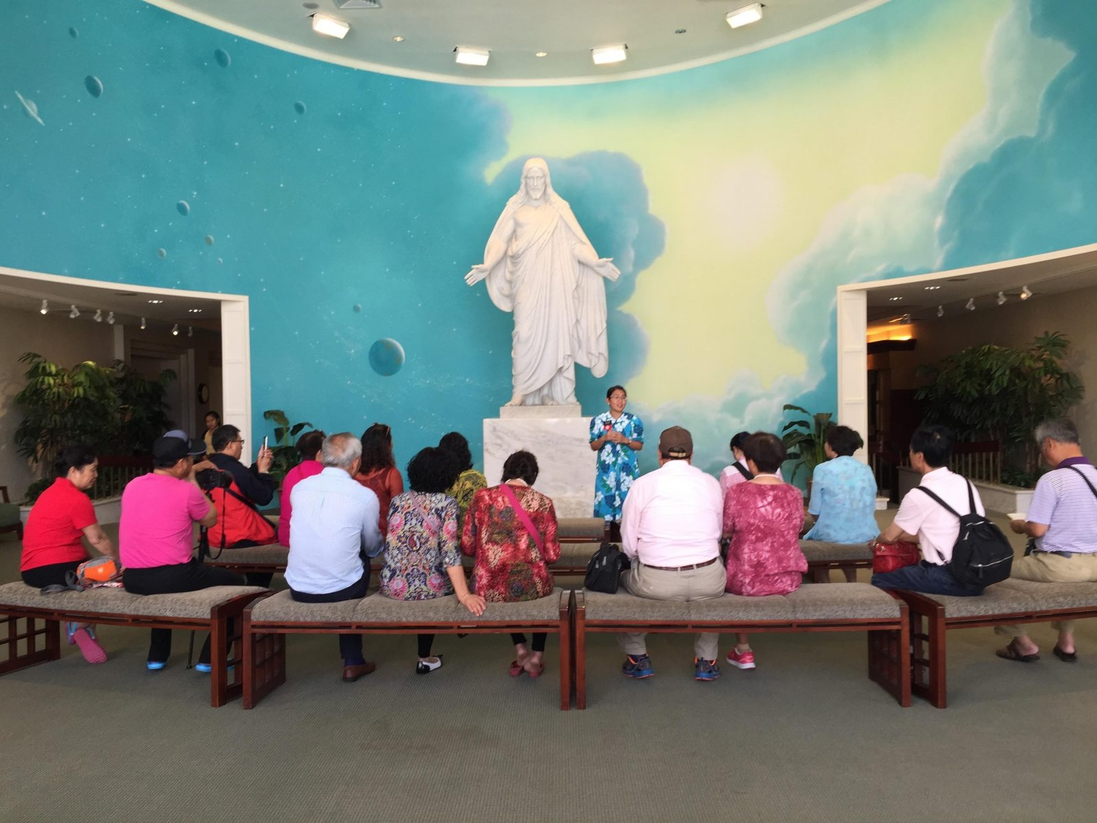 How a Simple Act of Curiosity Turned Into Thousands of Chinese Tourists Learning About the Church