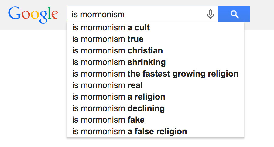 "10 Things People Ask Google About ""The Mormons"" (And the Answers)"