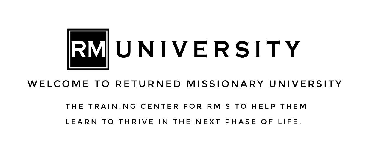 Life Coach Creates New Free 3 Month Training for Recent Returned Missionaries