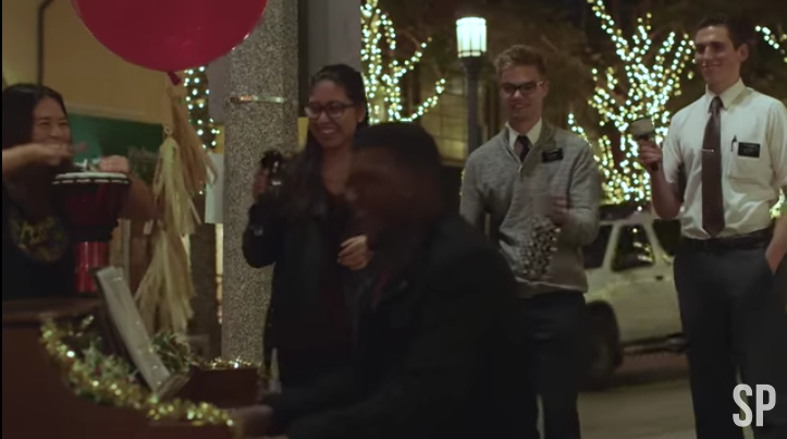LDS Missionaries Spotted / Featured in Viral Soul Pancake Video