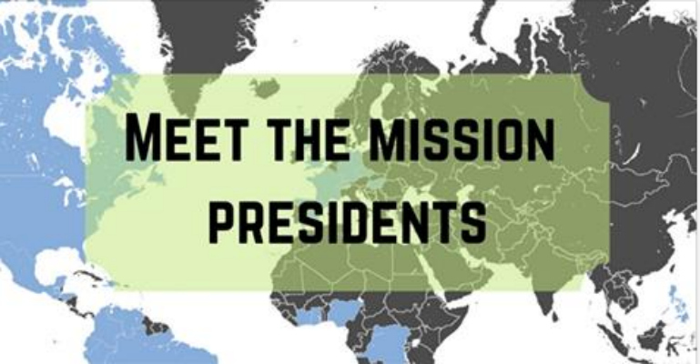 Interersting Facts about LDS Mission Presidents