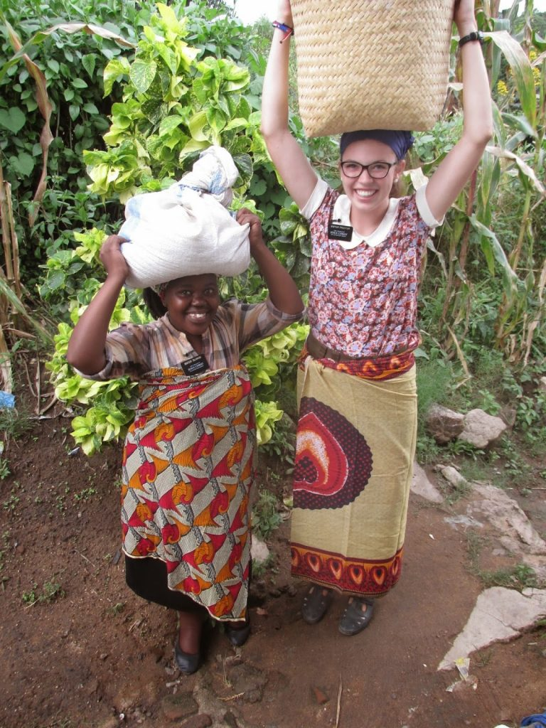 LDS Missionary in Africa Zambia