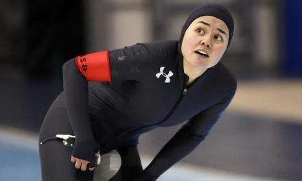 Kearns speedskater Jerica Tandiman says Mormon faith, family helped her achieve Olympic dream