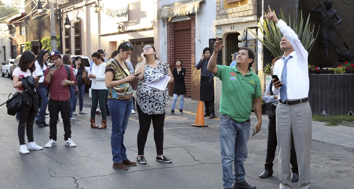 Mormon missionaries safe in Mexico after major earthquake