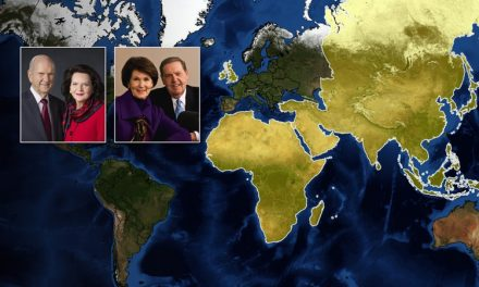 President Nelson to Tour Europe, Africa and Asia in April