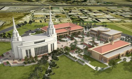 Open house and dedication dates announced for Rome Italy LDS Temple