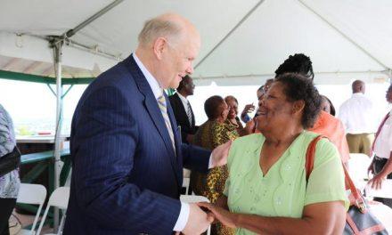 Apostle dedicates Barbados, visits Caribbean nations