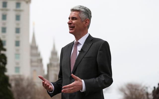 Mormon leader shares information about LDS Church finances