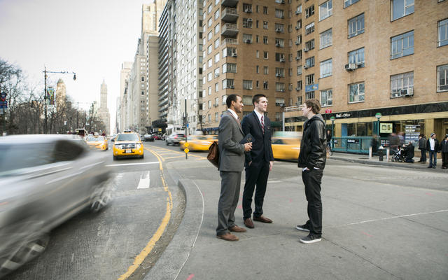 Winter adventures of two Mormon missionaries featured in Boston U. student publication