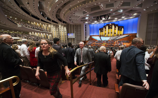 How to attend, watch or listen to the 188th Annual LDS General Conference