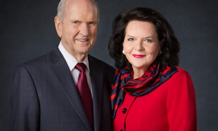 LDS Church announces stops for President Nelson's tour