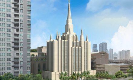 Artistic Rendering of Bangkok Thailand Temple Released