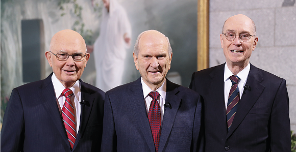 First Presidency Directs Leaders to Prevent and Respond to Abuse