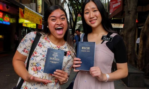 ABC Online – What's it really like being a Mormon Missionary