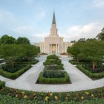 Houston Texas Temple Reopens After Rededication