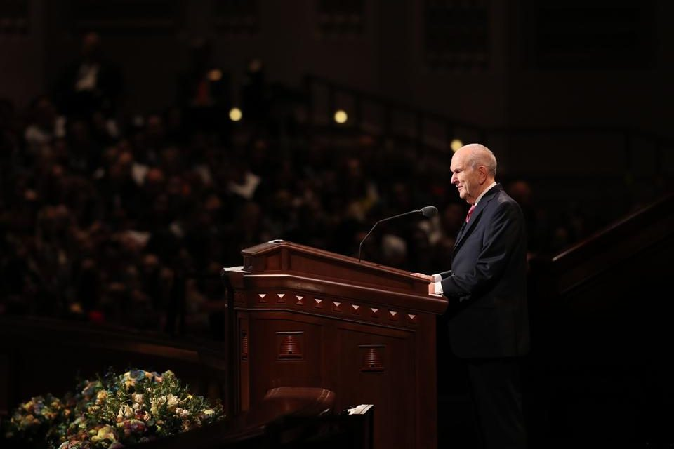President Nelson announces worldwide Solemn Assembly, invites all to 'hear him'
