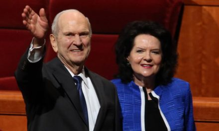 President and Sister Nelson Begin Global Ministry Tour
