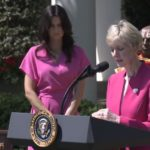 Relief Society General President Delivers White House Prayer on National Day of Prayer