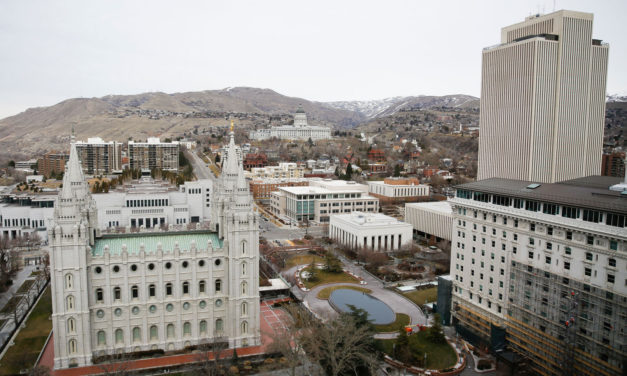 1 dead after shooting at an LDS church in Nevada