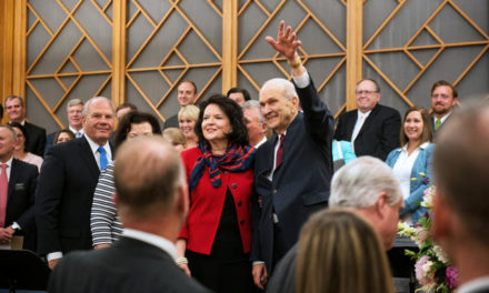 President Nelson to speak at Seattle ballpark in September