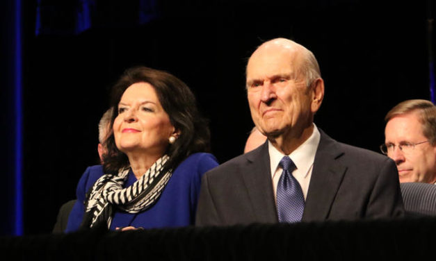 'We're correcting a name,' President Russell M. Nelson tells Latter-day Saints in Canada