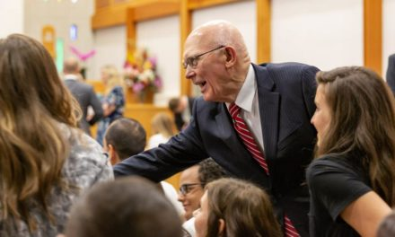 President Oaks Addresses Mental Illness, Church History and LGBT Issues