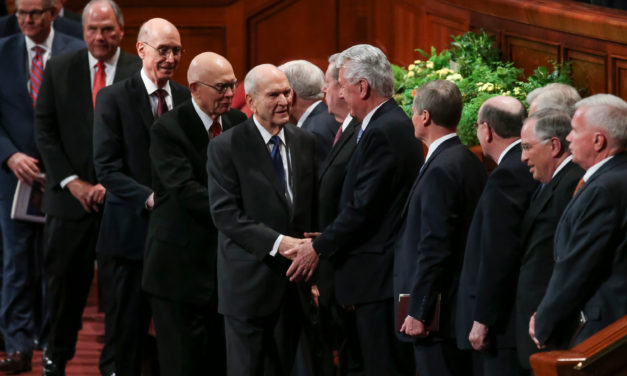 Our Favorite Quotes from Sat Afternoon General Conference