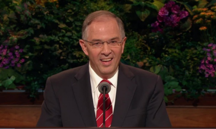 Top 10 Quotes from 10 Elder Andersen Talks