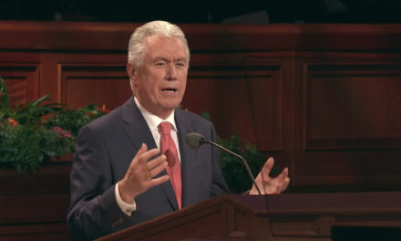 I'm not a Latter-day Saint: Here are 3 things I got out of general conference