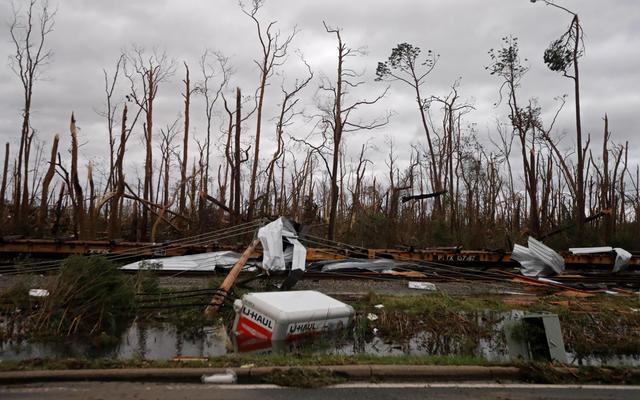 Church News: Statement released on missionaries near Hurricane Michael