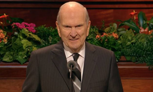 President Nelson Reemphasizes the Importance of a Name