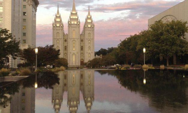 Why Is Newsroom Still MormonNewsroom.org?