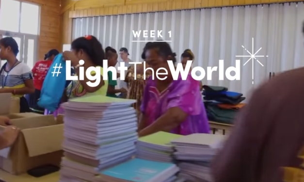How YOU can serve during #LighttheWorld