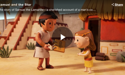 Animated, Kid-Friendly Video Puts the Book of Mormon Story about Christ's Birth in a Whole New Light