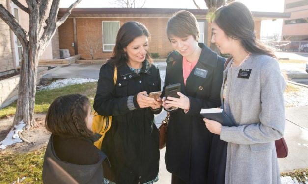 New Planning Tool Available for Prospective Missionaries