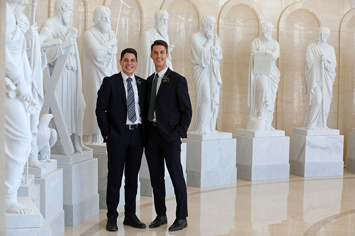 How Missionary Work in Italy Has Changed With The New Rome Temple