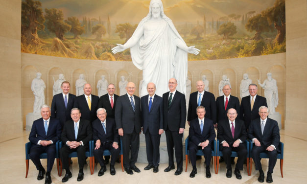 Rome Temple a 'hinge-point' in Latter-day Saint history, President Nelson says as he leaves Italy