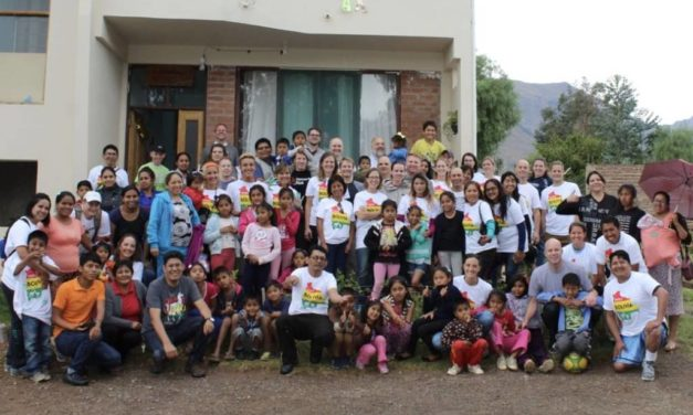 How a not-so-typical mission reunion in Bolivia was the start of many miracles