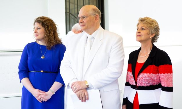 Elder Renlund Dedicates Kinshasa Temple in a Historic Occasion for Latter-day Saints