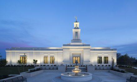 Public Open House Begins for Oklahoma City Oklahoma Temple